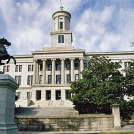 Historic Tennessee State Capitol